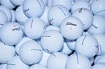 50 Mint Grade Titleist Mix Used Golf Balls