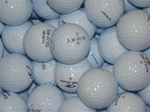 50 Mint Grade Top-Flite Used Golf Balls