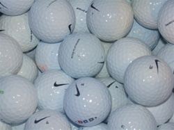 100 Mid-Grade Nike Used Golf Balls