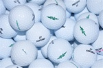 100 Mint Grade Laddie Precept Used Golf Balls