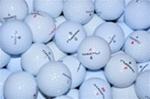 100 Mint Grade Maxfli Used Golf Balls