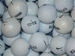 100 Mint Grade Nike Mojo Used Golf Balls