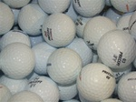 100 Mint Grade Precept Used Golf Balls