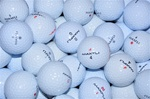 50 Mint Grade Maxfli Used Golf Balls