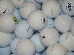 50 Mint Grade Nike Used Golf Balls