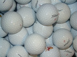 50 Mint Grade Titleist Pro Vx Used Golf Balls